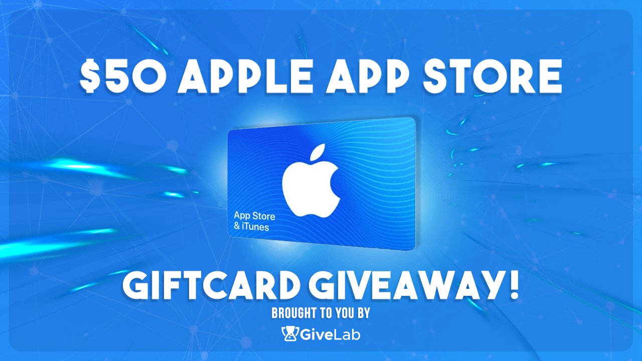 Apple store free giveaway